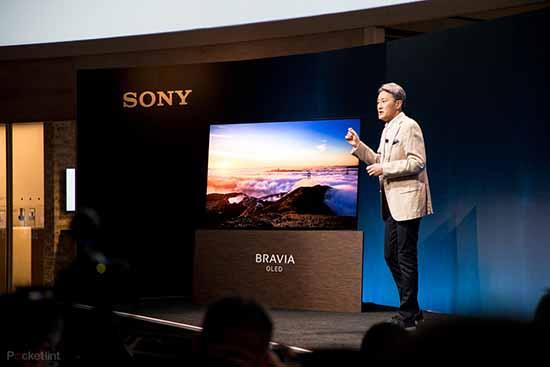 Sửa tivi OLED Sony Bravia tại Hà Nội - Sửa tivi