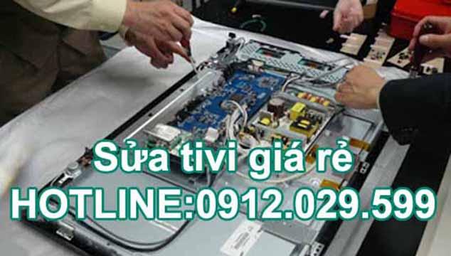 Sửa tivi giá rẻ, sửa chữa tivi giá rẻ