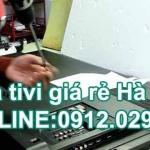 Sửa tivi giá rẻ Hà Nội
