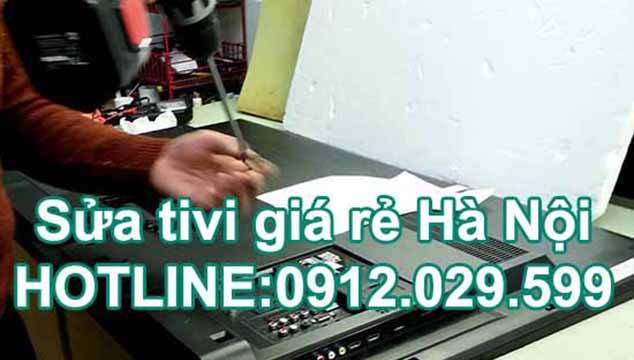 Sửa tivi giá rẻ Hà Nội - Sửa tivi tại Hà Nội
