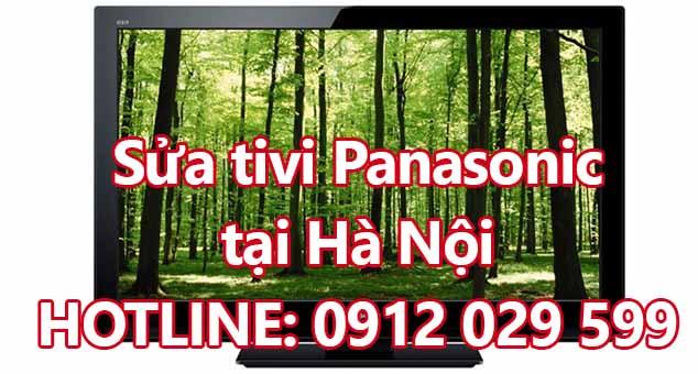 Sửa tivi Panasonic tại Hà Nội - Sửa tivi tại Hà Nội