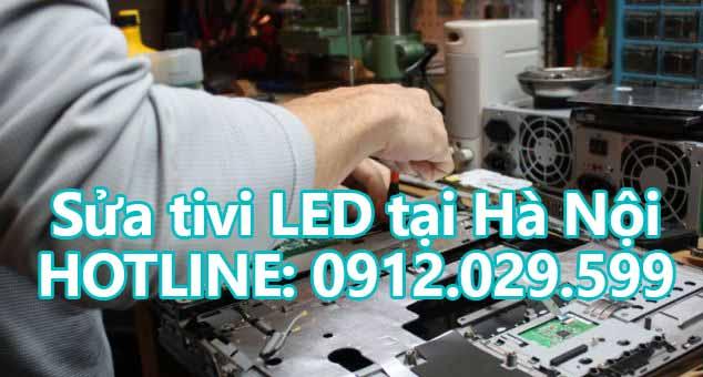 Sửa tivi LED tại Hà Nội - Sửa tivi Hà Nội