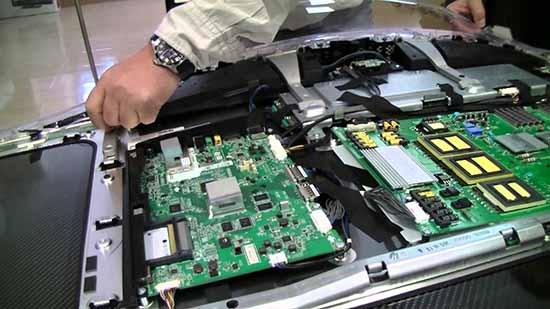 Sửa tivi OLED giá rẻ Hà Nội - Sửa chữa tivi