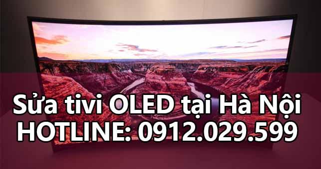 Sửa tivi OLED tại Hà Nội - Sửa tivi
