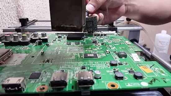 Sửa tivi OLED tại nhà Hà Nội - Sửa tivi tại nhà