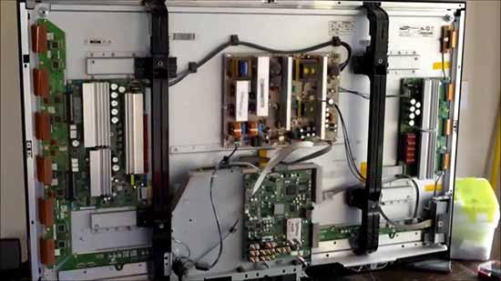 Sửa tivi Plasma tại nhà Hà Nội - Sửa chữa tivi