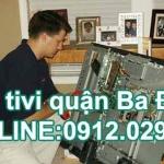 Sửa tivi quận Ba Đình – Hà Nội