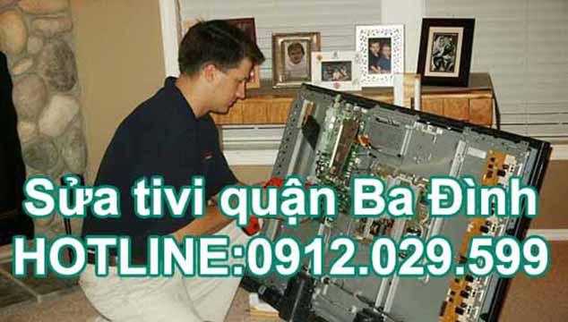 Sửa tivi quận Ba Đình - Sửa tivi giá rẻ quận Ba Đình