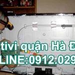 Sửa tivi quận Hà Đông – Hà Nội
