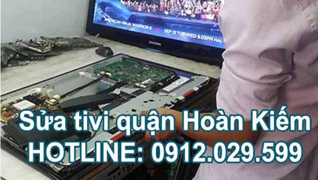 Sửa tivi quận Hoàn Kiếm - Hà Nội