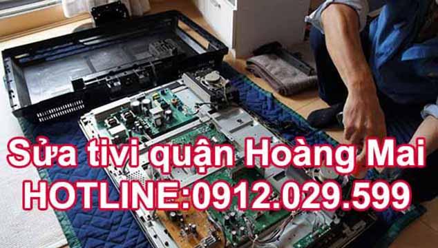 Sửa tivi quận Hoàng Mai - Sửa tivi giá rẻ quận Hoàng Mai