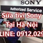 Sửa tivi Sony tại Hà Nội
