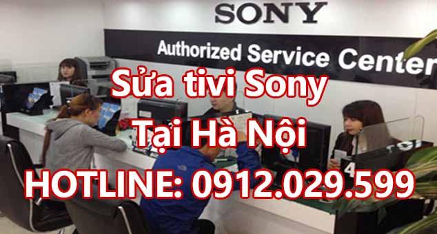 Sửa tivi Sony tại Hà Nội - Sửa tivi Hà Nội