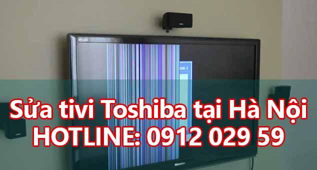 Sửa tivi Toshiba tại Hà Nội - Sửa tivi giá rẻ