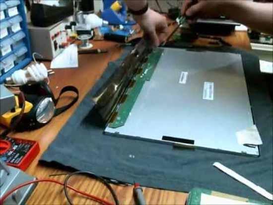 Thay màn hình tivi LCD giá rẻ tại Hà Nội