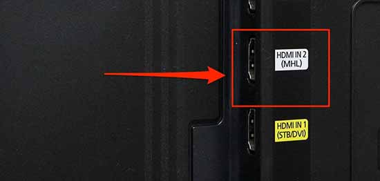 Cổng HDMI MHL