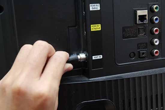 Hướng dẫn sửa tivi bị sọc màn hình - Sửa tivi