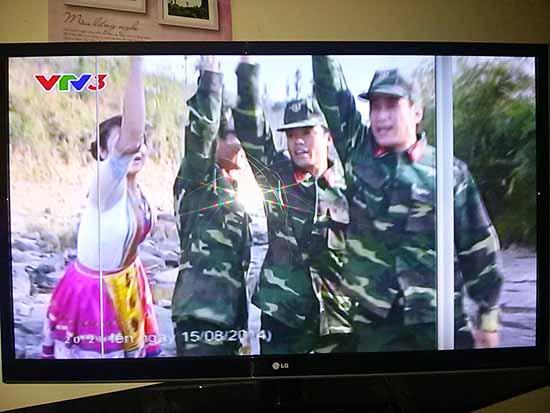 Sửa tivi bị sọc màn hình tại Hà Nội - Sửa chữa tivi