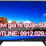 Sửa tivi giá rẻ tại quận Ba Đình – Hà Nội