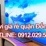 Sửa tivi giá rẻ quận Đống Đa – Hà Nội