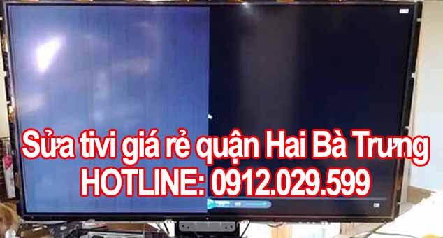 Sửa tivi giá rẻ quận Hai Bà Trung