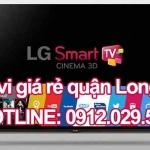 Sửa tivi giá rẻ quận Long Biên – Hà Nội