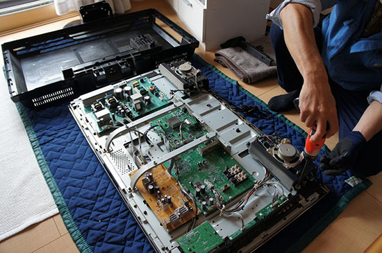 Sửa tivi LG hư bo khiển
