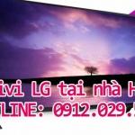 Sửa tivi LG tại nhà Hà Nội