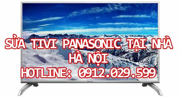 Sửa tivi Panasonic tại nhà Hà Nội