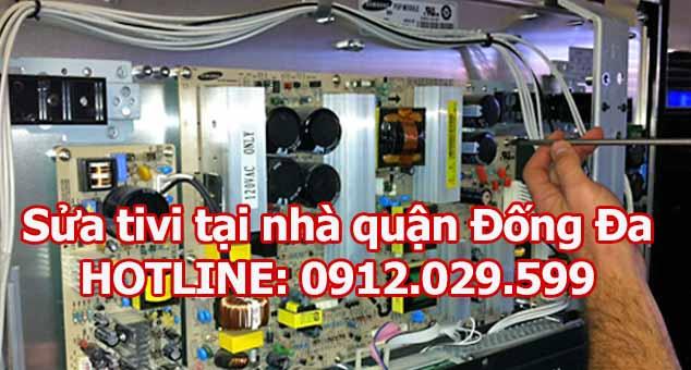Sửa tivi tại nhà quận Đống Đa - Hà Nội