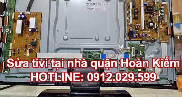 Sửa tivi tại nhà quận Hoàn Kiếm
