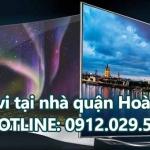 Sửa tivi tại nhà quận Hoàng Mai – Hà Nội