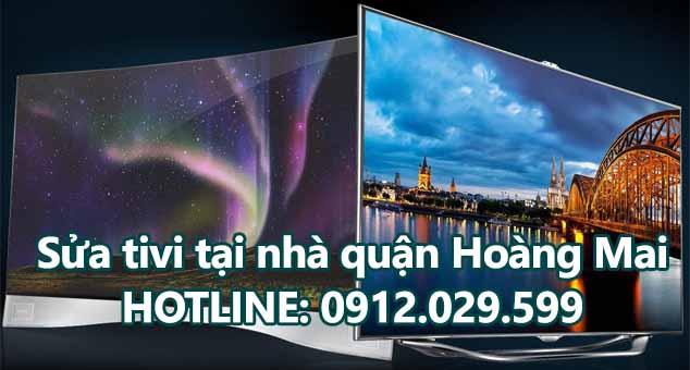 Sửa tivi tại nhà quận Hoàng Mai - Sửa tivi tại nhà giá rẻ