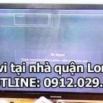 Sửa tivi tại nhà quận Long Biên – Hà Nội