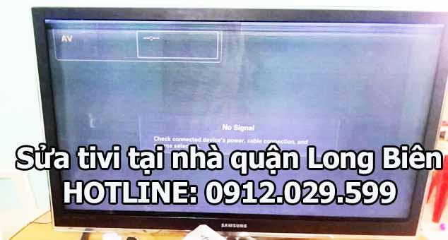 Sửa tivi tại nhà quận Long Biên