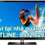 Sửa tivi vi tại nhà quận Mỹ Đình – Hà Nội