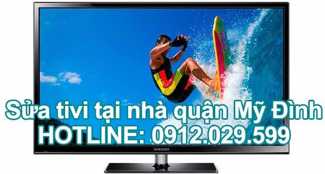 Sửa tivi tại nhà quận Mỹ Đình - Hà Nội