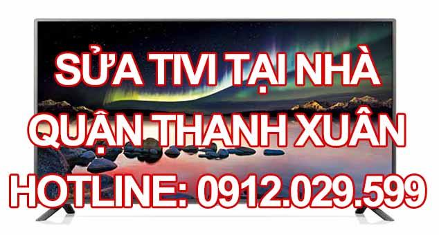 Sửa tivi tại nhà quận Thanh Xuân