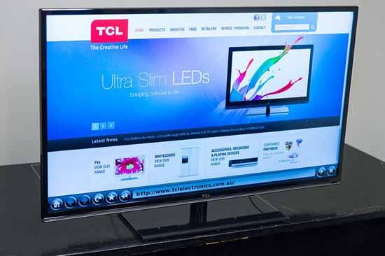 Thay màn hình tivi TCL giá rẻ tại Hà Nội