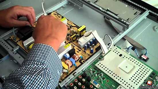 Dịch vụ sửa chữa tivi, sửa tivi tại nhà Hà Nội uy tín