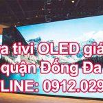 Sửa tivi OLED giá rẻ quận Đống Đa – Hà Nội
