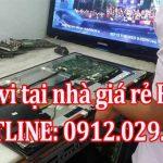Địa chỉ sửa tivi tại nhà giá rẻ tại Hà Nội