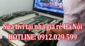 Sửa tivi tại nhà giá rẻ Hà Nội