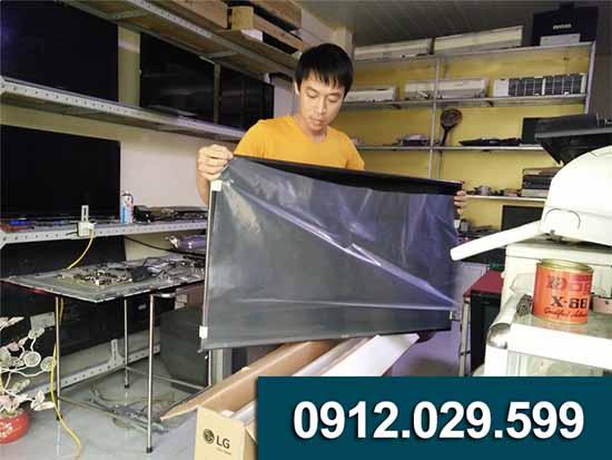 Thay màn hình tivi LG chính hãng tại Hà Nội