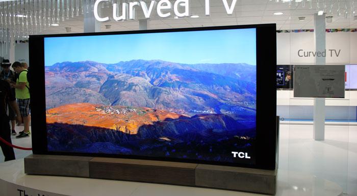 Sửa tivi OLED TCL