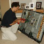 Sửa tivi LG báo lỗi chưa được lập trình