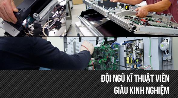 Địa chỉ sửa tivi Samsung uy tín tại Hà Nội 02