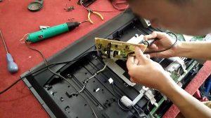 Dịch vụ sửa tivi Toshiba tại Hà Nội 1