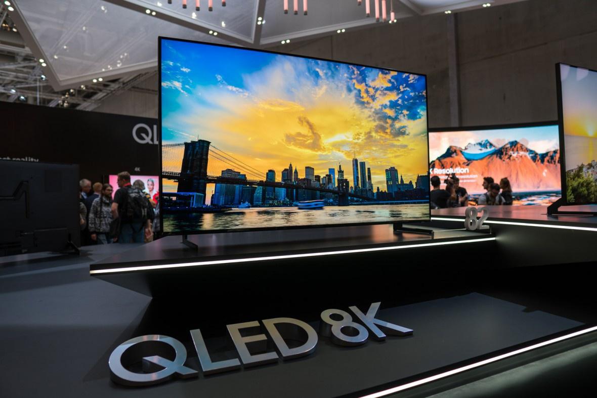 Q950T có viền màn hình siêu mỏng