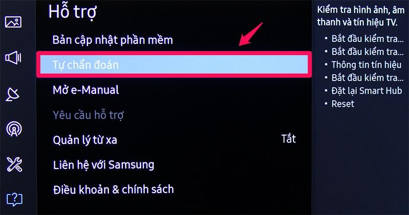Hướng dẫn bạn cách cài đặt lại youtube trên tv Samsung